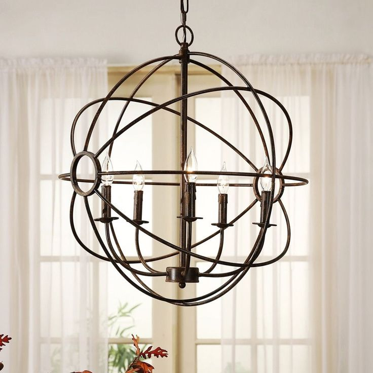 1000 ideas about Orb Chandelier on Pinterest