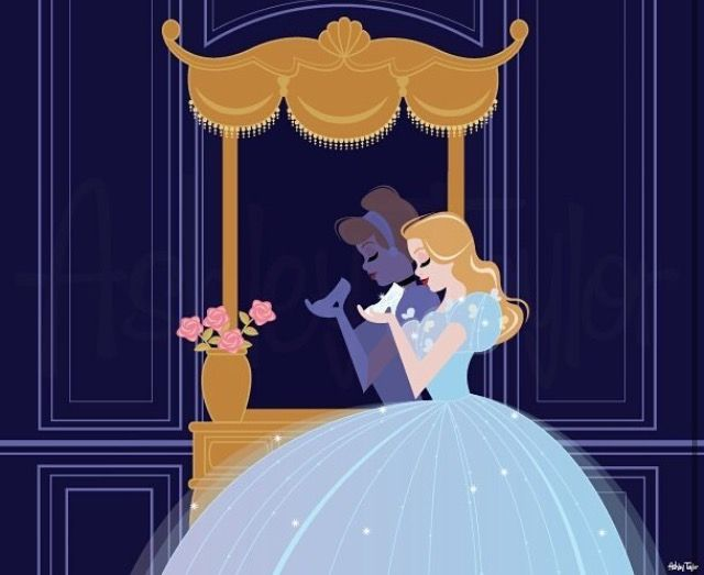 Ashley Taylor Art of Cinderella