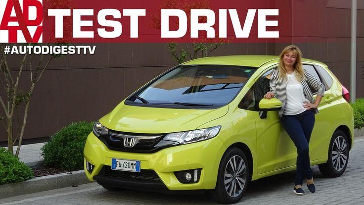 TEST DRIVE HONDA JAZZ 1.3 i-VTEC