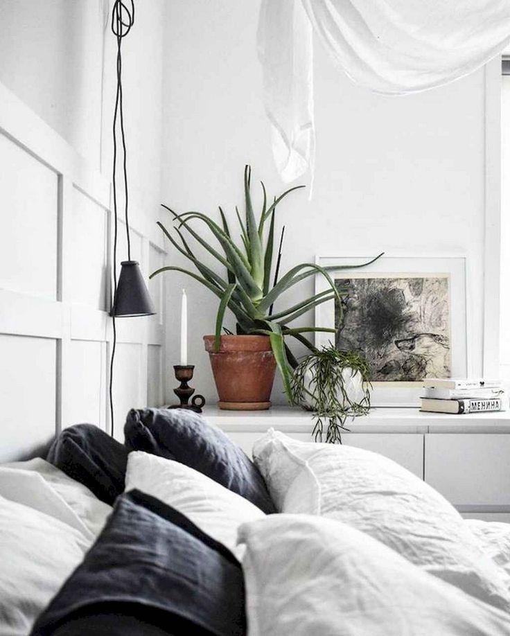 59+ Best Minimalist Bedroom Ideas Decoration #bedroom #bedroomideas #bedroomdeco…