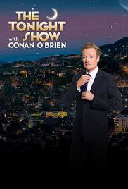 The Tonight Show With Conan O'Brien. Opening monologues, sketches, celebrity interviews, and musical performances are commonly featured.
