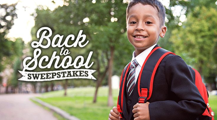 Share your favorite back to school photo with Frontier Communications for your chance to win a $200 Amazon gift card and Frontier branded backpack full of supplies!