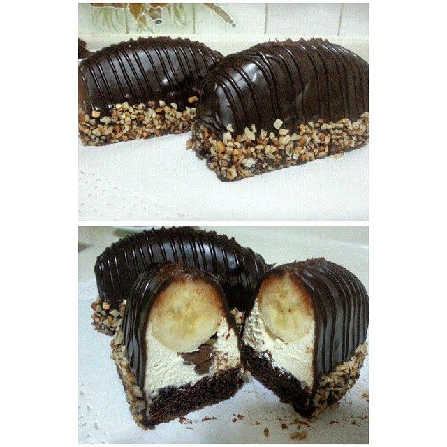 Uzun bir aradan sonra merhaba,muzlu malaga çok arkadaşımın sayfasında gördüm deneyememiştim.Geçen gün kakaolu keklerim artınca denemek is...
