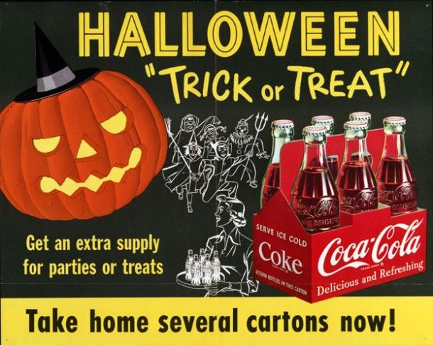 Retro Halloween Food Ads                                                                                                                                                                                 Mehr