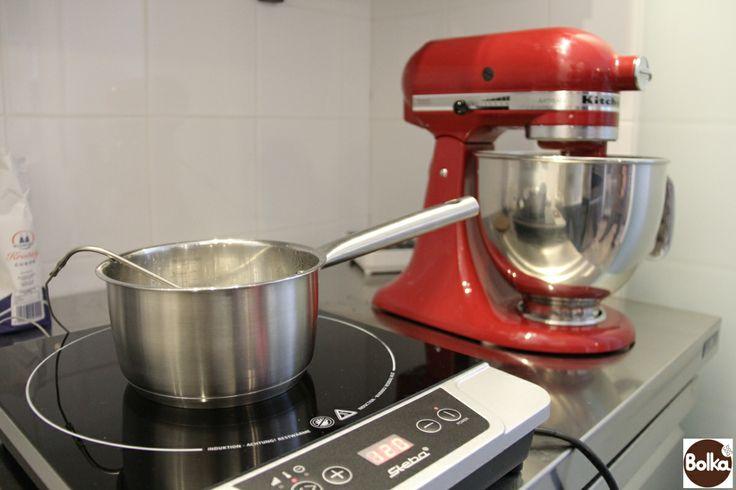 Macaron making/macaron készítés