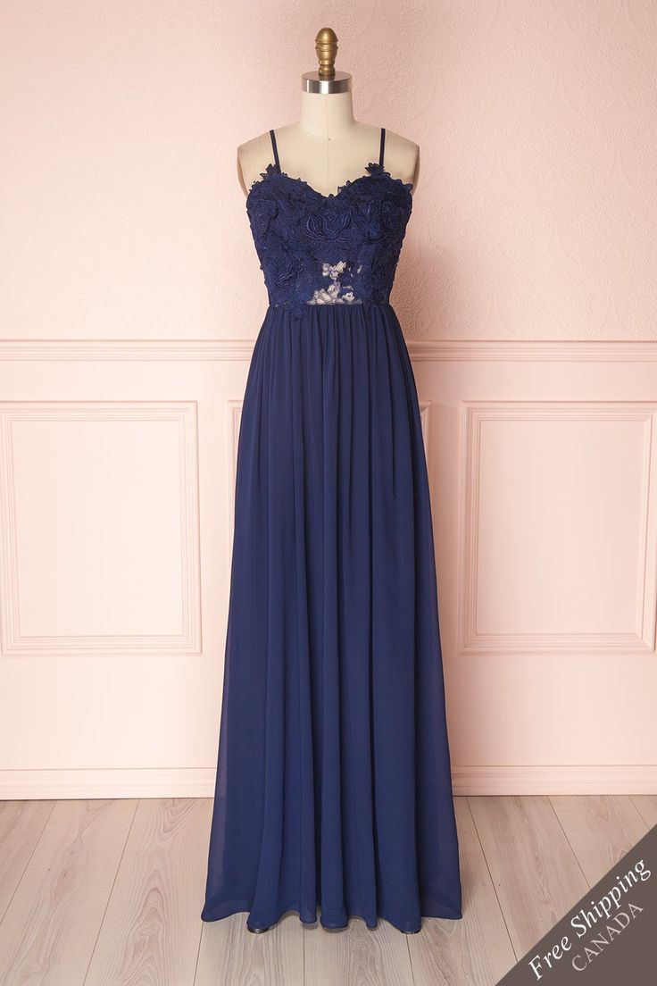 Arza Navy - JUST IN from Boutique 1861
