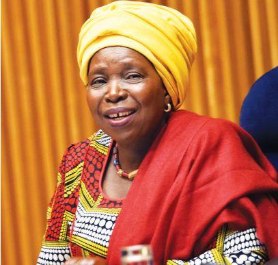 Sunday Times Must Apologise to Nkosazana Dlamini Zuma: Ombud Rules.