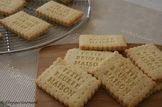 Petits beurres au lait de coco, Bio, sans oeufs, blé ( #sansgluten)