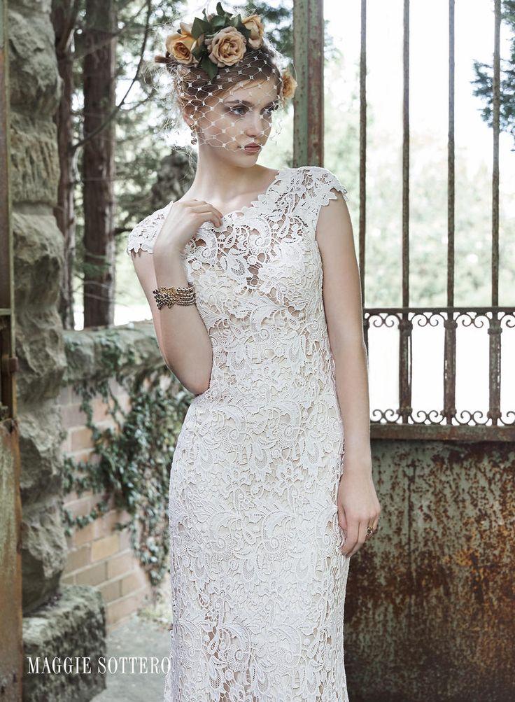 29 best Boho Wedding images on Pinterest | Wedding frocks, Bridal ...