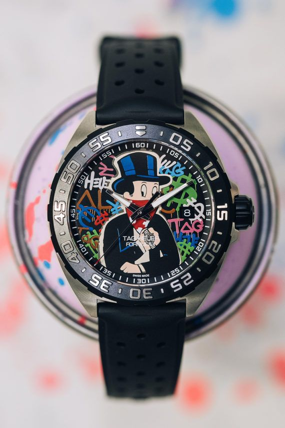The Dial As Canvas Six Watches From Artistic Collaborations Tag