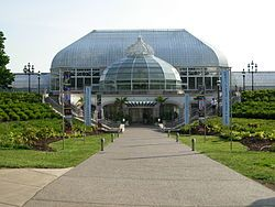 Phipps Conservatory.