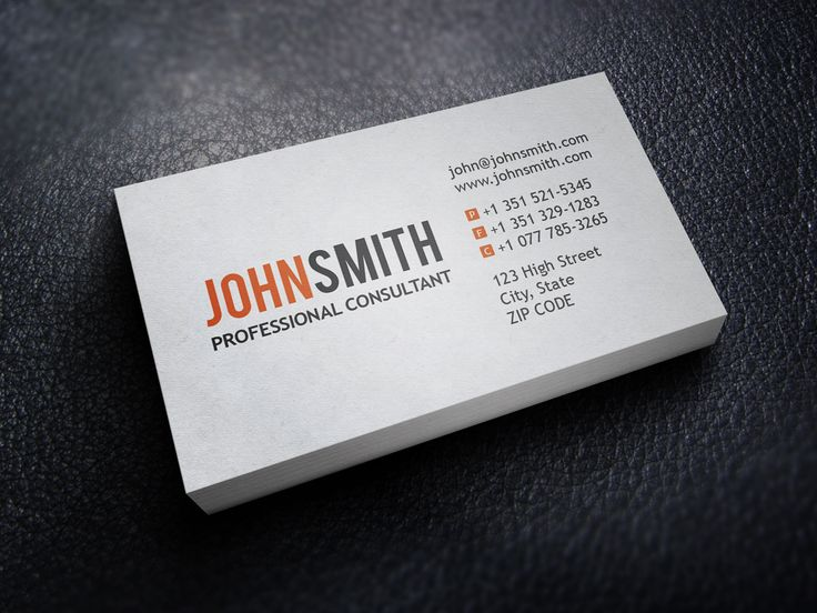 Executive Search Headhunter And Employment Agency Business Card Samples
