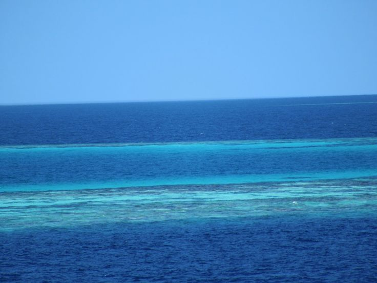 This reef on the center of the lagoon at Meemu Atoll, Maldives, is popular with snorkelers and divers.