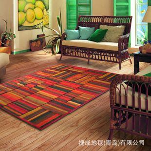Подлинная безопасность полиэстер европейский стиль водонепроницаемый современные коврики и ковры для гостиной дома 100 x 140 см гостиная ковер
