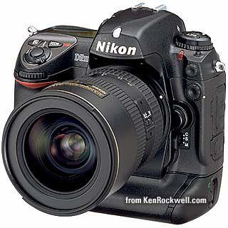 Nikon D2H---2003