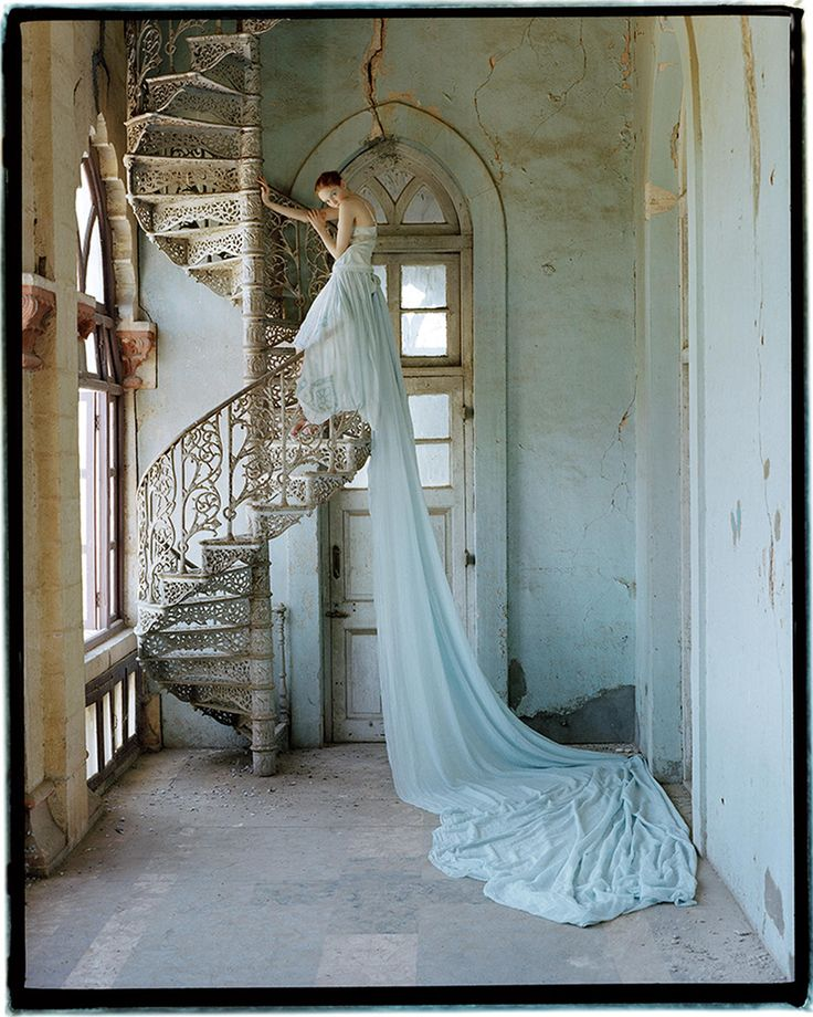 tim walker, Lily Cole Whadwan, India British Vogue July 2005