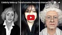 SCG VIRALS: Celebrity Make-up Transformation Becomes Internet Sensation