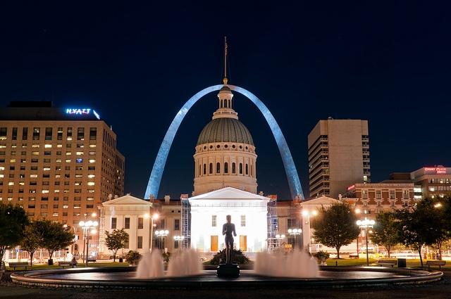 Saint Louis, MO.  Love this place!