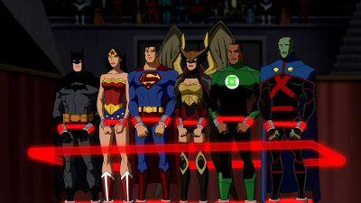 Liga da Justiça Jovem (Young Justice League)                                                                                                                                                                                 Mais