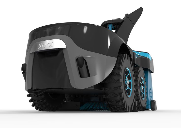 In co-operation with Comate ( Engineering & Design), Stan Maes Product Design has been responsible for the exterior design of the brand new KOBI. This little robot gardener can cut the grass, rake up leaves and plough snow. For more information check www.thekobi.com