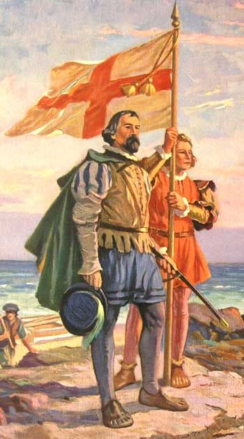 King Henry Vii Sent John Cabot To Seek A More Northerly
