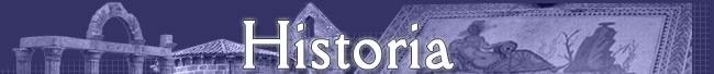 Sección de Historia de la Biblioteca Virtual Miguel de Cervantes.  Autores y obras dedicados a la Arqueología, la Historia Antigua, la Edad Media y la Historia Moderna y Contemporánea.