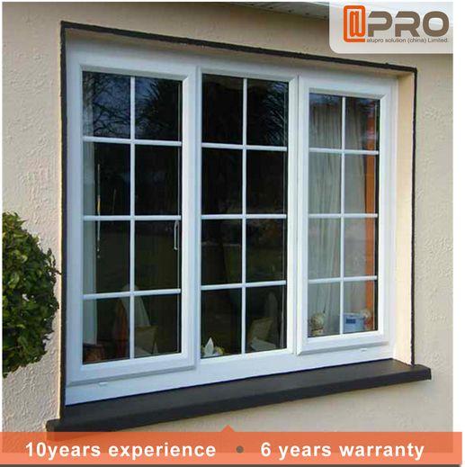 2017 diseño Moderno casa de estilo de ventana de rejas de ventanas de aluminio para ventanas correderas-en Ventanas de Puertas y Ventanas en m.spanish.alibaba.com.