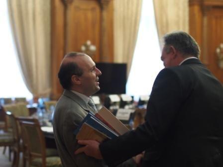 Ambassador of Macedonia congratulates President Dr. Anton Caragea