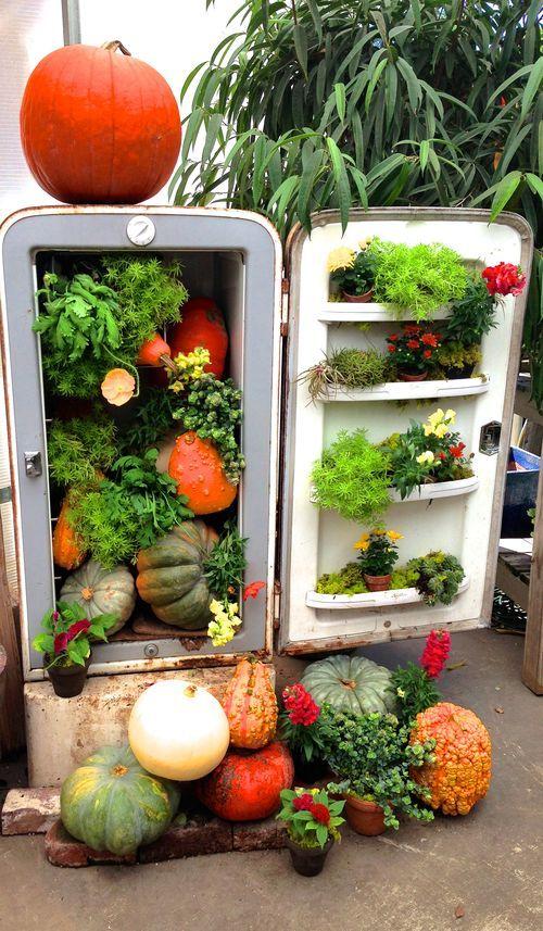 Refrigerador reciclado