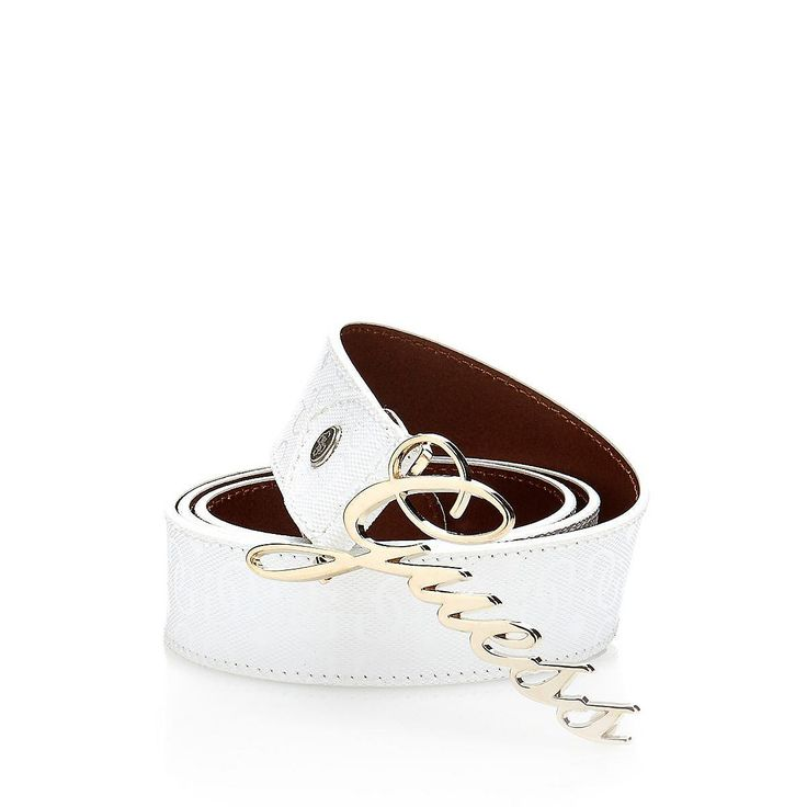 Gürtel Romeo Logo Buckle    Details sind das A und O! Der Gürtel ist nicht nur ein unentbehrliches Accessoire, sondern auch ein stilvolles Detail. Die Logo-Schnalle hat eine dynamische Optik.    Goldfarbene Metallelemente.  50% Echtes Leder 50% PVC....