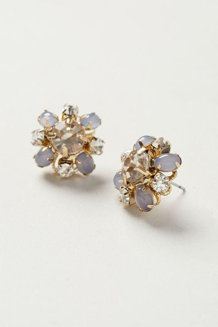 Anthropologie  Clarkia Earrings