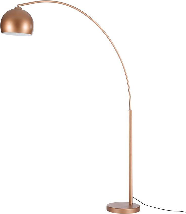 EEK A++, Bogenleuchte Helsinki II - Metall - 1-flammig - Günstige Online-Shops und Angebote