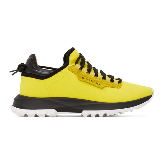 Givenchy Yellow Spectre Runner Sneakers Google Search Sneakers Air Max Sneakers Nike Air Max