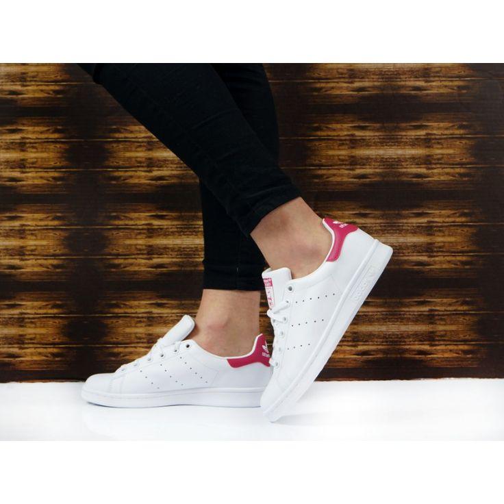 Adidas stan smith J B32703 - Sneakersy damskie - Sklep solome.pl