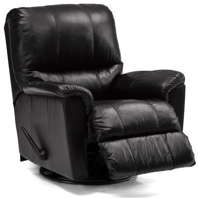 Palliser Furniture Grady Swivel Rocker Recliner Upholstery: