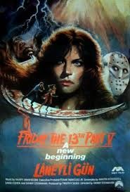 Image result for friday the 13th new beginning poster