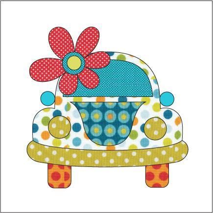 Looking for your next project? You're going to love Applique Add On's - Love Bug by designer urbanelementz.