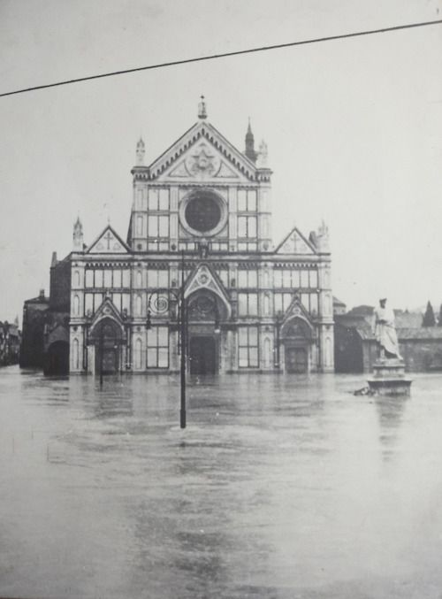 The Flood Florence [4th November, 1966] - Rescue of Italian...