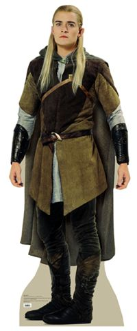 Lord of the Rings -- Legolas Cosplay Costume Version 01