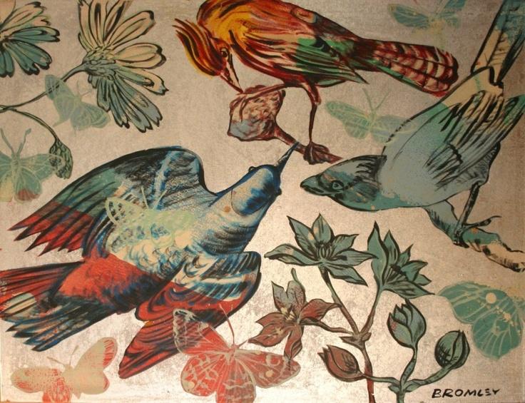 Birds - David Bromley