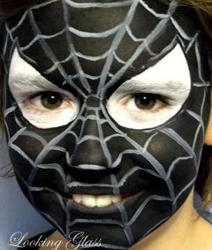 29 best images about spiderman face paint on Pinterest ...