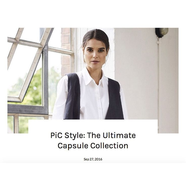 On the front page of @huffpostukstyle this afternoon PiCStyle: The Ultimate Capsule Collection @p.i.c_style_ check it out on the study 34 blog  link in bio #responsiblefashion #innovativefashion #sustainablefashion #ethicalfashion #madeinbritain #madeinlondon
