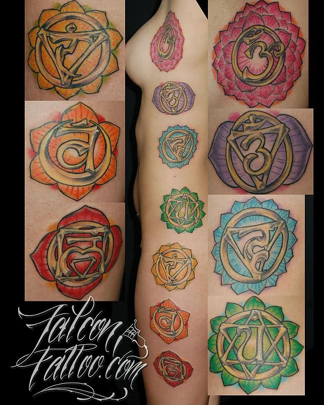 24 best images about Tattoos on Pinterest   Chakra system ...