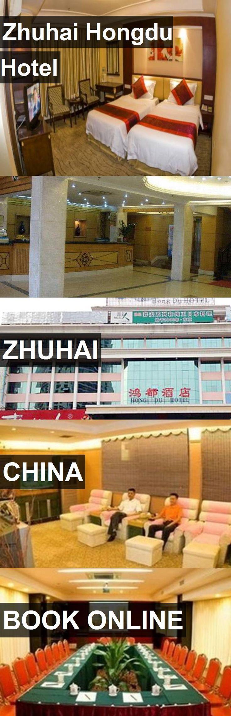 Hotel Zhuhai Hongdu Hotel in Zhuhai, China. For more information, photos, reviews and best prices please follow the link. #China #Zhuhai #ZhuhaiHongduHotel #hotel #travel #vacation