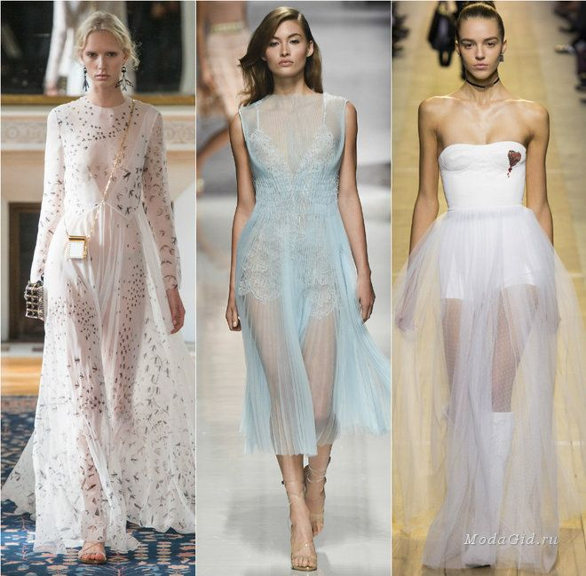 Модные летние платья 2017: красивые тенденции 43