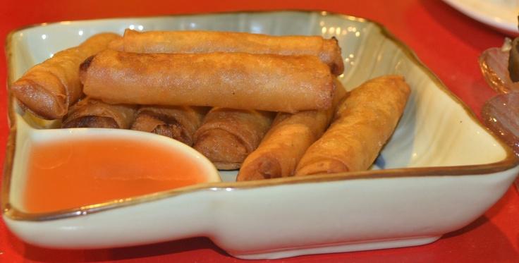 Lumpia shanghai the tastiest at Hotline FoodShoppe