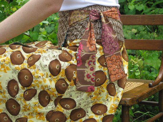 lovejill reversible wrap skirt pattern for women by lovejill
