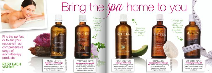 Bring the spa home to you