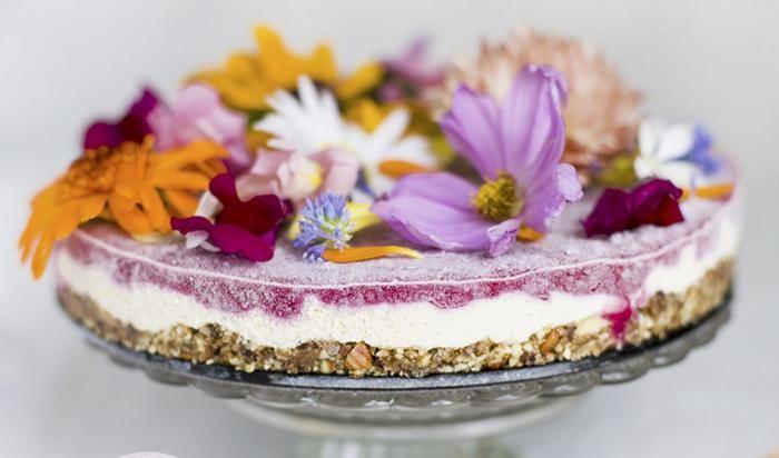 I fiori commestibili adatti per le ricette con i fiori. L'Agerato Celestino: antireumatico per pasticcini. La Begonia: ricca di vitamine per le m ...
