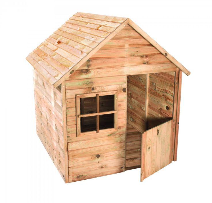 Caseta madera infantil MARINA